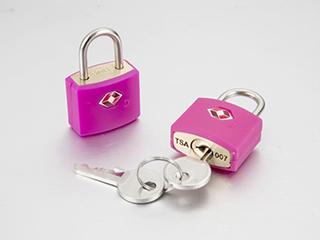 TSA钥匙挂锁