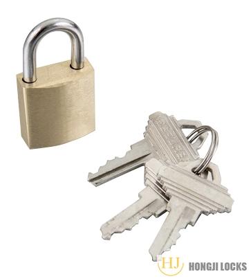 20MM中厚型铜挂锁HJ-SEG20